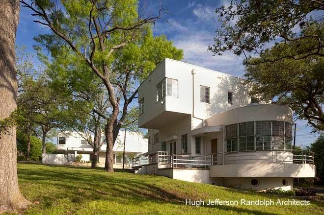 Casa Moderna y otra contemporánea en Austin, Texas, Estados Unidos