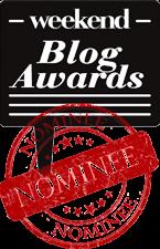 Vous avez jusqu'au 26 octobre pour voter pour le blog et augmenter mes chances de gagner.