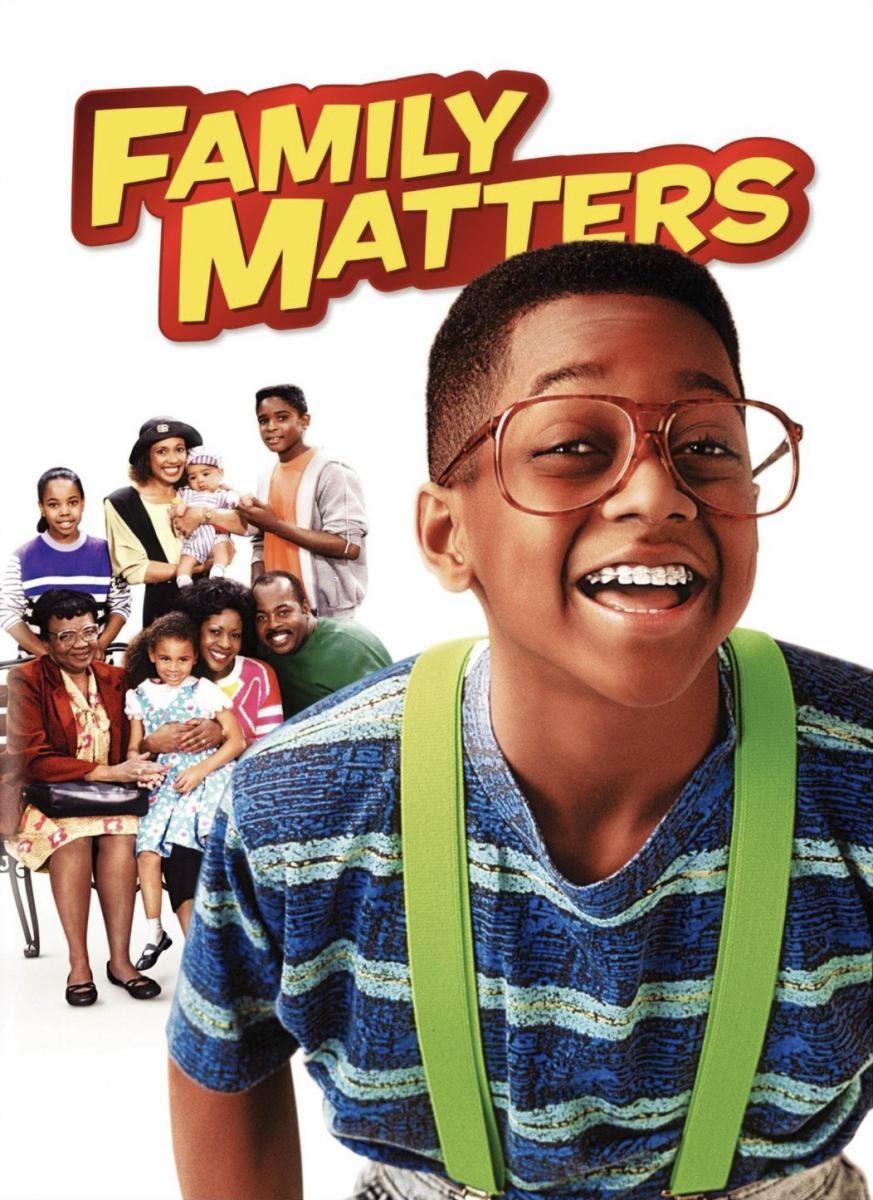 Capitulos de: Cosas de casa (Family Matters)