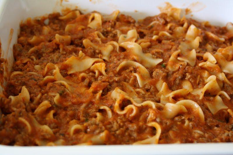 Inside-Out Lasagna Recipe — Dishmaps