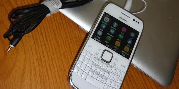 Nokia E6 - Review