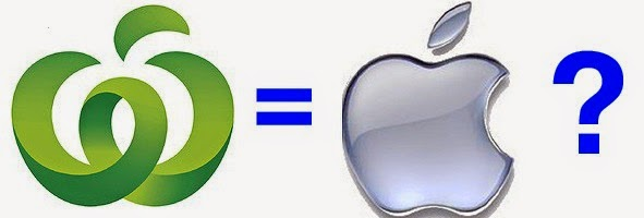 Apple may take Woolworths to court over similar logo