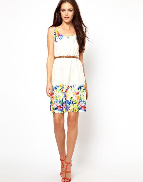 primark floral dress