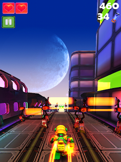 Download Game Android Robopop Trek Full