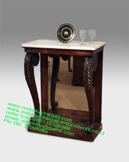 Mebel jepara mebel jati jepara mebel jati ukiran jepara nakas jati ukir klasik cat duco classic furniture jati jepara code NKSJ 156 NAKAS KLASIK VEENER JEPARA
