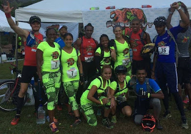 'POISON IVY' AT 'FUSION ADVENTURE RACES' JUNE, 2015.
