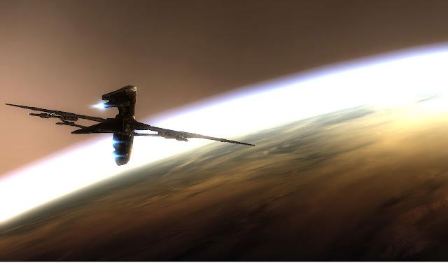 EVE-online: EVE: Молчание Вселенной
