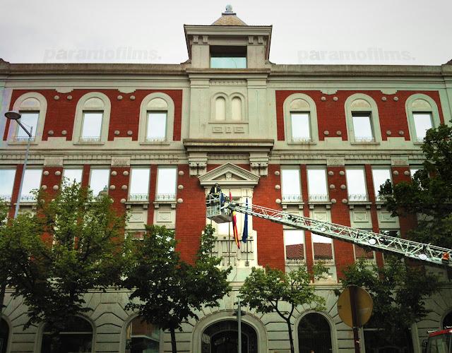 Sede de la Junta de Castilla y León, 2012 (cc) Abbé Nozal