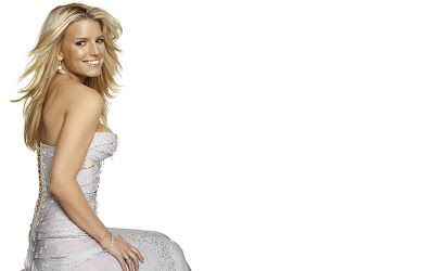 Jessica Simpson HD Wallpaper good looking