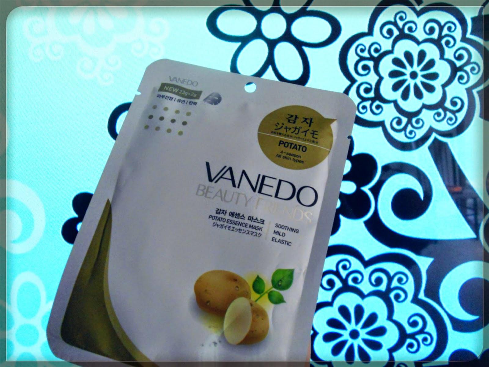 Potato-sheet-mask