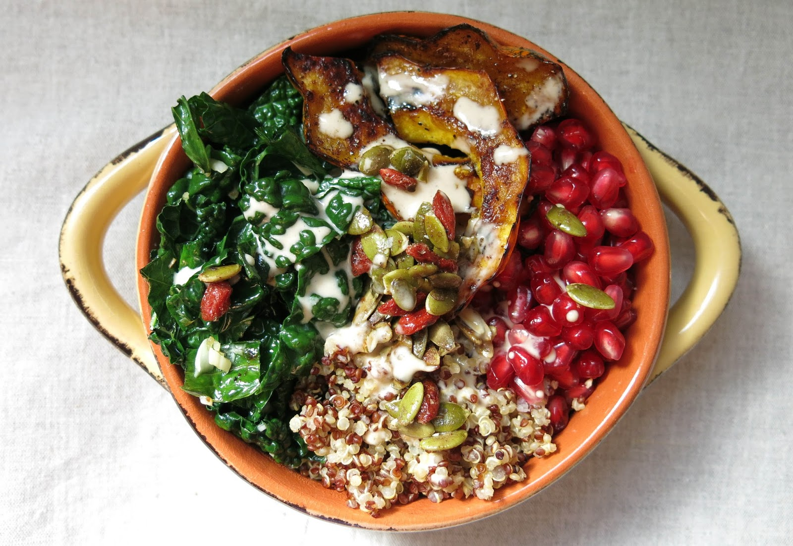 Autumn Abundance Bowl