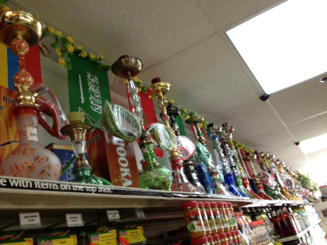 hookah supply store