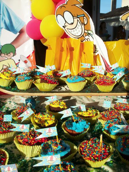 decoracao festa infantil kick buttowski : decoracao festa infantil kick buttowski:Arquivo para Festa Leitores – Kick Buttowski – Fazendo a Nossa Festa