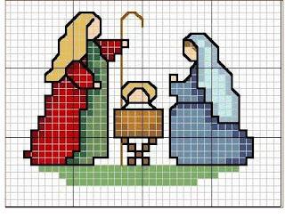Imagens para bordados religiosos