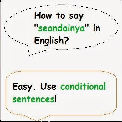 Contoh-contoh kalimat conditional sentence type II