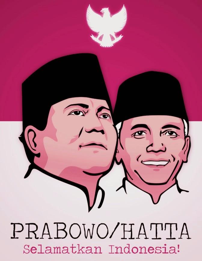Capres Prabowo-Hatta