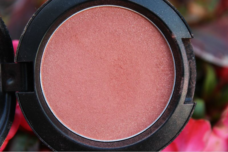 MAC Peachykeen Blush Review | The Sunday Girl