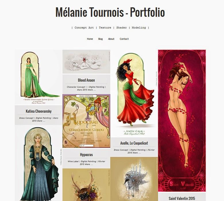 http://melanietournois-portfolio.blogspot.fr/