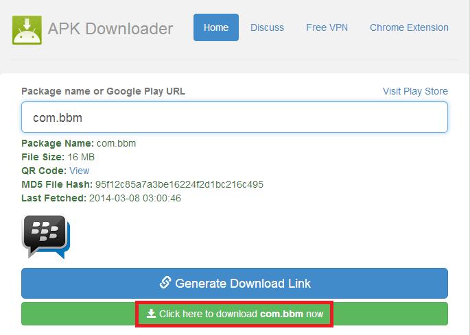 Cara Download File Apk Di Play Store Dari PC