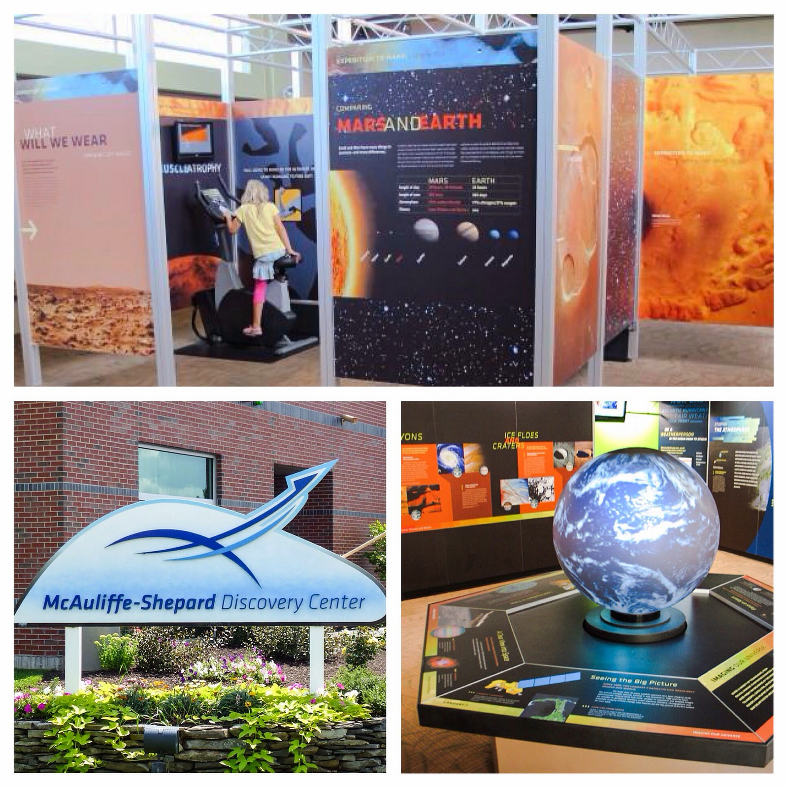 Last Chance to Use Discount Pass to McAuliffe-Shepard Discovery Center