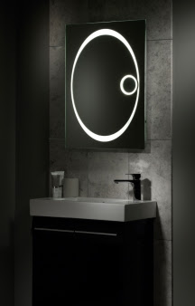 Lighted Bathroom Mirrors on Bathroom Mirror   Bathroom Design