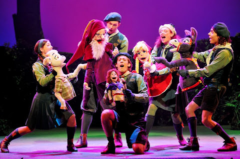 """Sprookjesboom"" de Musical"
