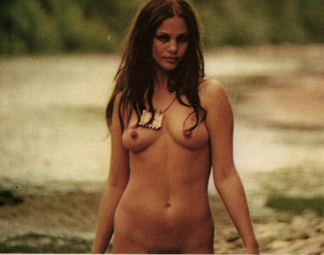 naked Leigh taylor-young