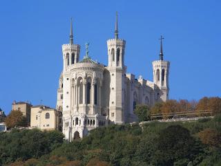 Basilikaen Notre-Dame de Fourvière, Lyon