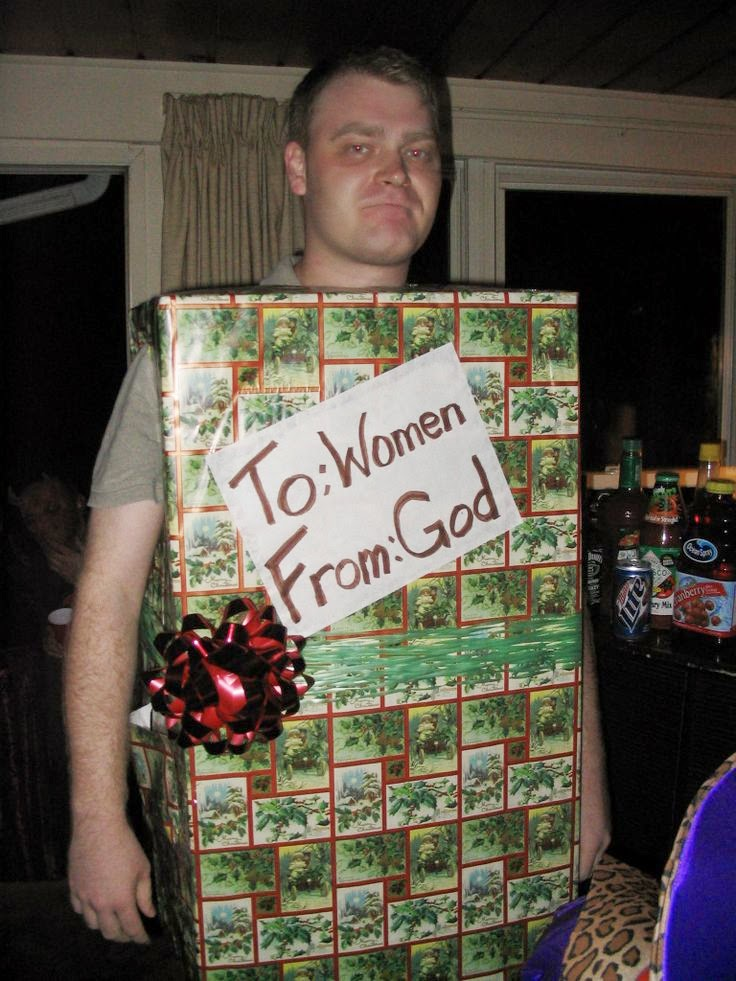 God's Gift to Women Halloween Costume