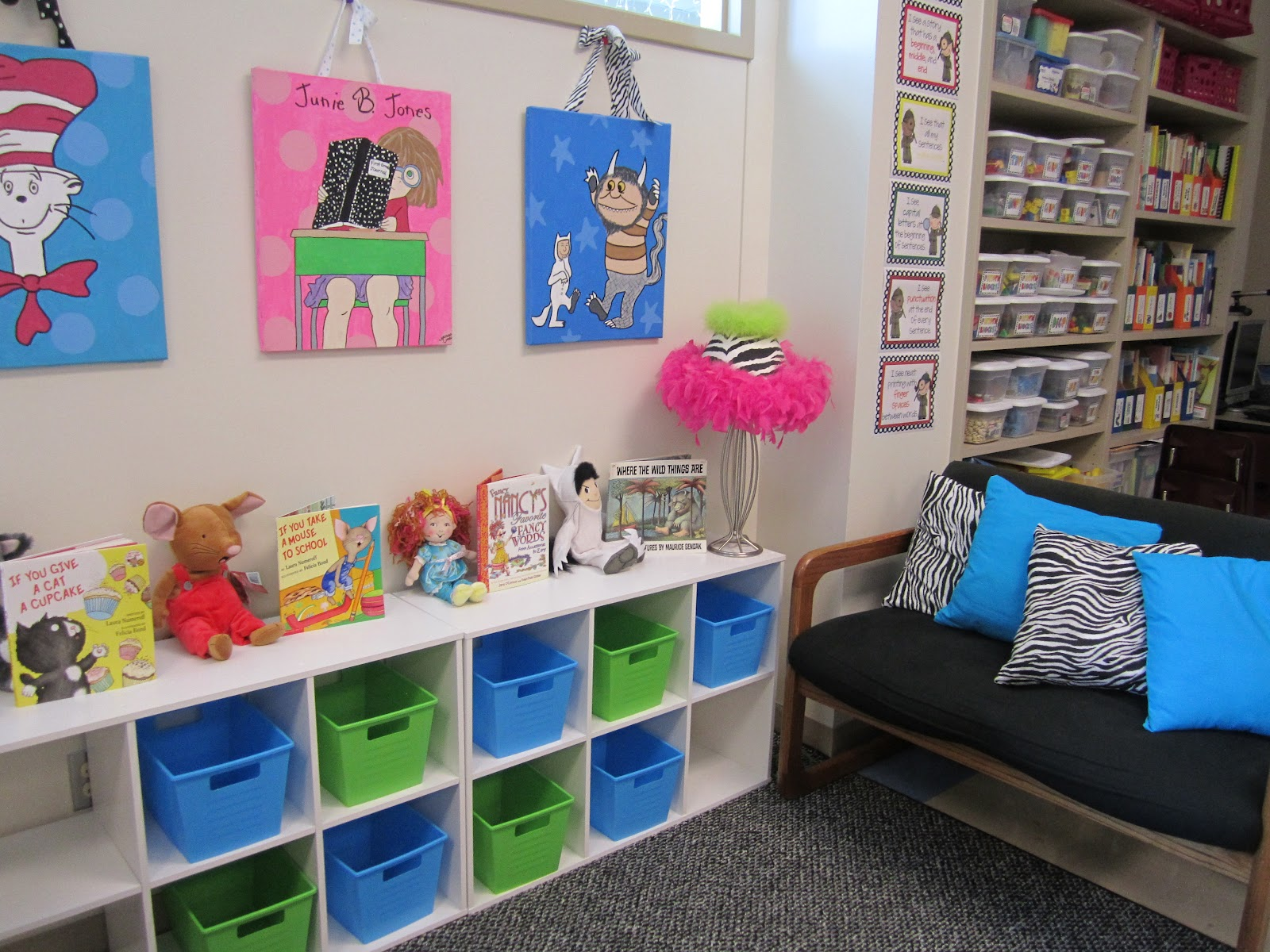 Classroom Design Description ~ Classroom ideas for first grade teachers