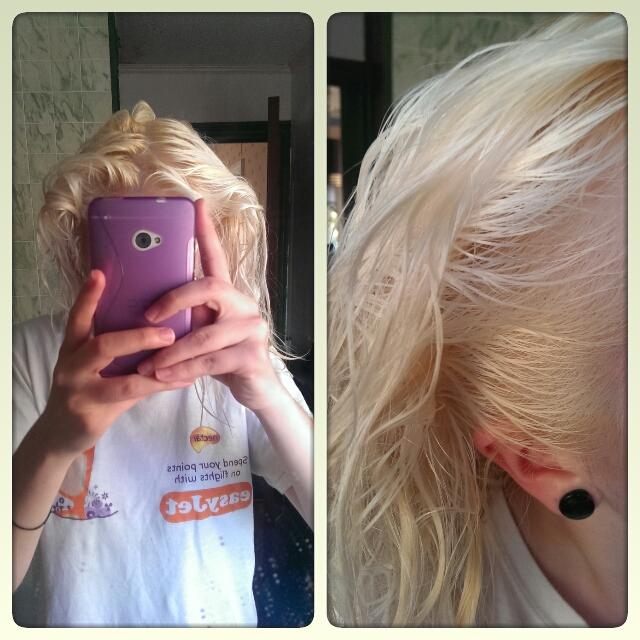 Blonde Brilliance Toner Reviews Newhairstylesformen2014 Com