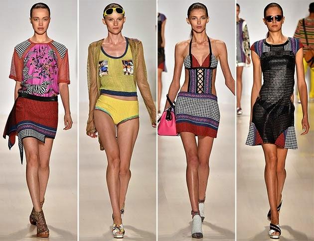 Custo Barcelona - Tendências primavera-verão 2015