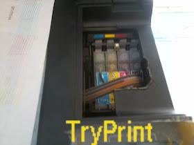 Infus Printer Epson TX121