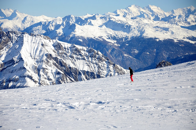 ski quille diable pistes