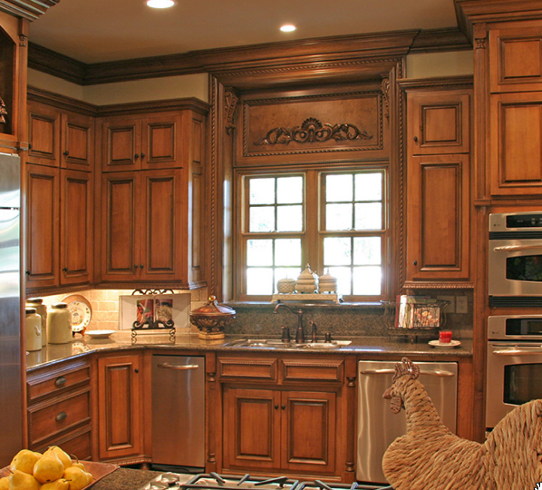 Cabinets for kitchen wood kitchen cabinets pictures Wood kitchen design gallery