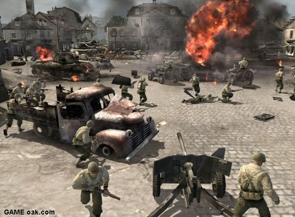 Company of heroes is available for free download