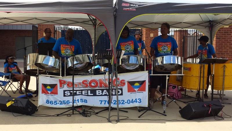 Pansonics Steel Band