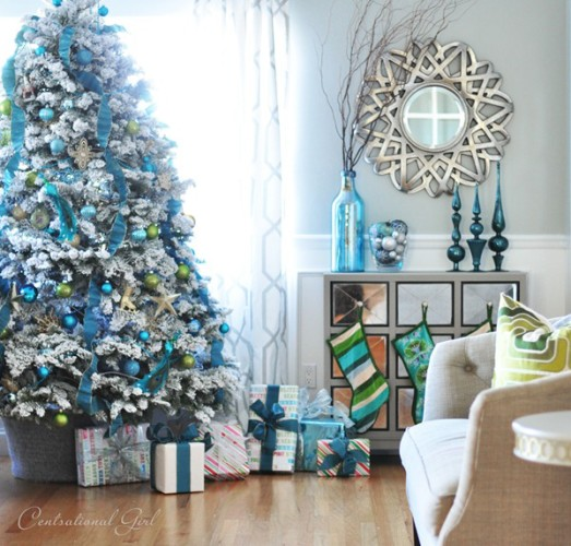 A Blue Christmas?