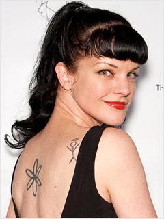 Pauley perrette tattoos for Pauley perrette tattoos