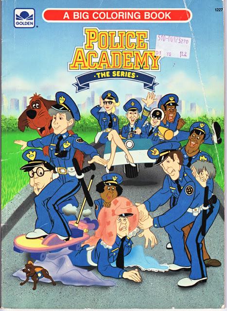 Scuola di polizia episodi