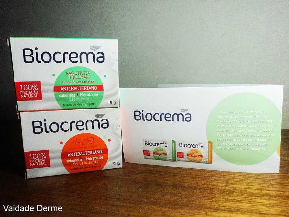 Sabonete Biocrema Hidratante Proteção Natural