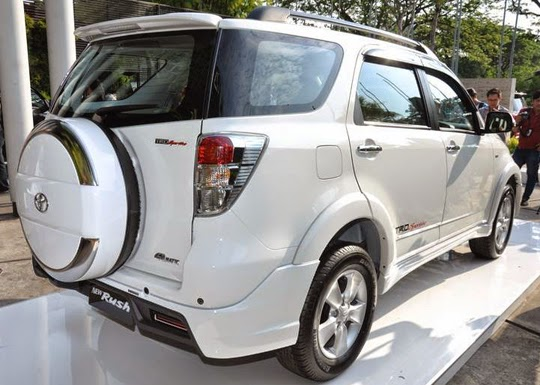 Toyota Rush TRD 2014