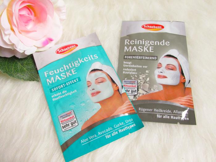 Beautypress Newsbox September - Schaebens Gesichtsmasken
