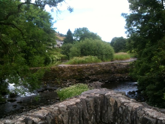 Barley Weir, Staveley