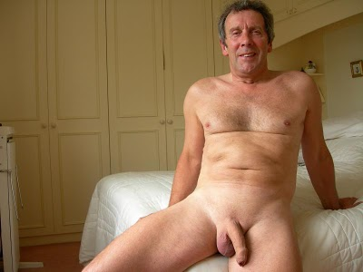 nude older men