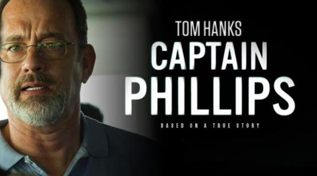 CaptainPhillips est le dernier film du r  233 alisateur de Paul Greengrass    Tom Hanks Captain Phillips