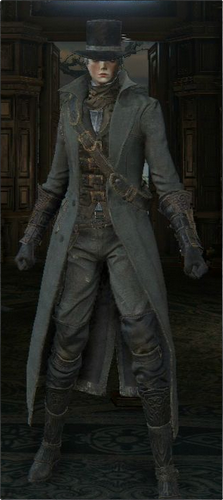 Top Hat Hunter Set