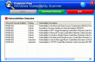 Windows Vulnerability Scanner Free - Windows