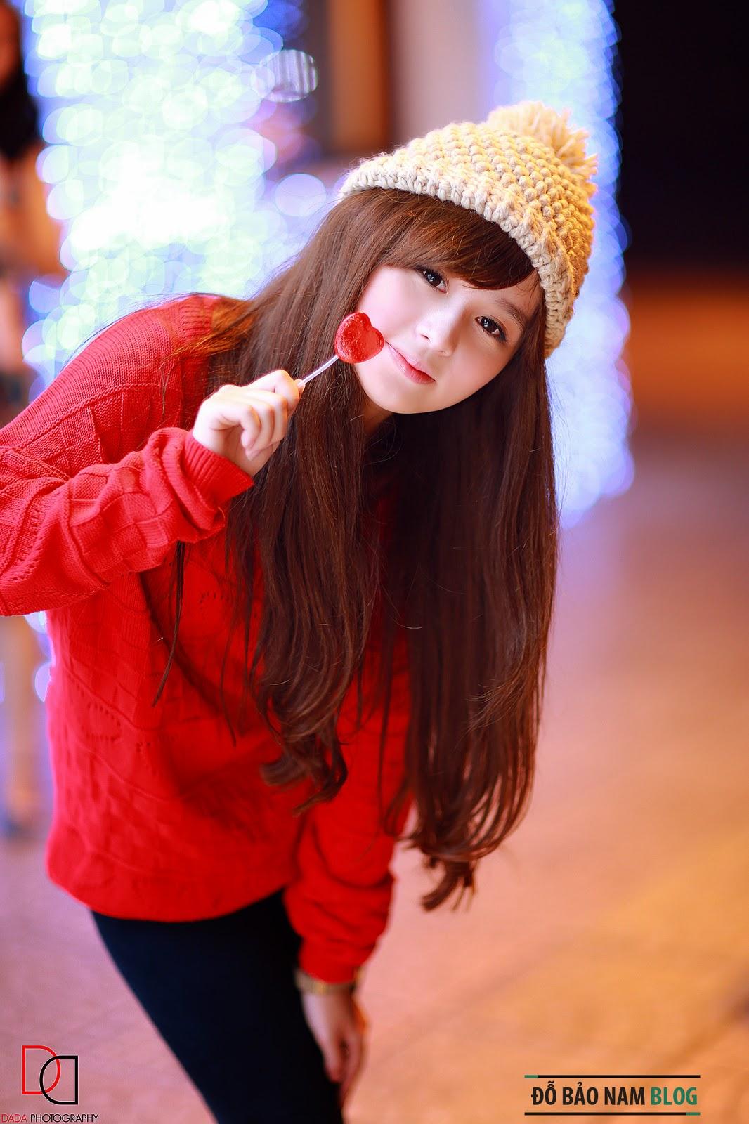 Ảnh đẹp girl xinh mới nhất 2014 được tuyển chọn 16