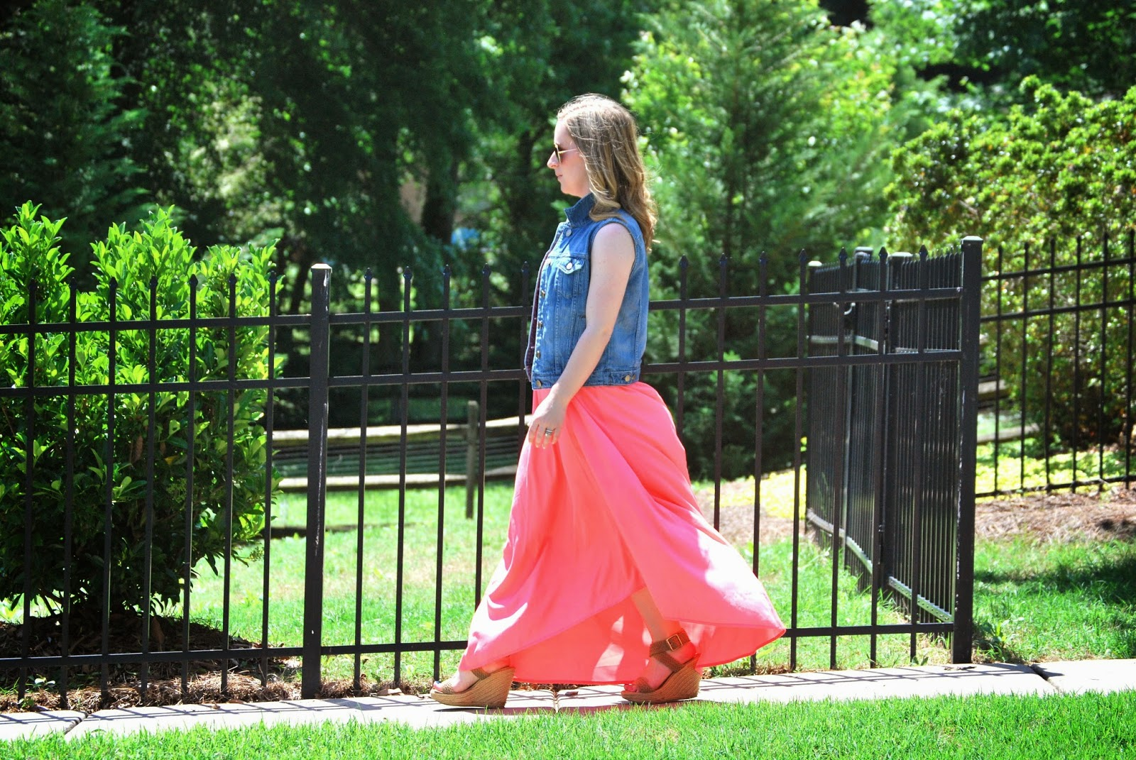 Pink Stitch, maxi dress, Social Dress Shop, summer dress, charlotte, shop local